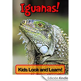 Iguanas! Learn About Iguanas and Enjoy Colorful Pictures - Look and Learn! (50+ Photos of Iguanas) (English Edition)