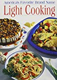 America's favorite brand name light cooking (0785327886) by Publications International Ltd