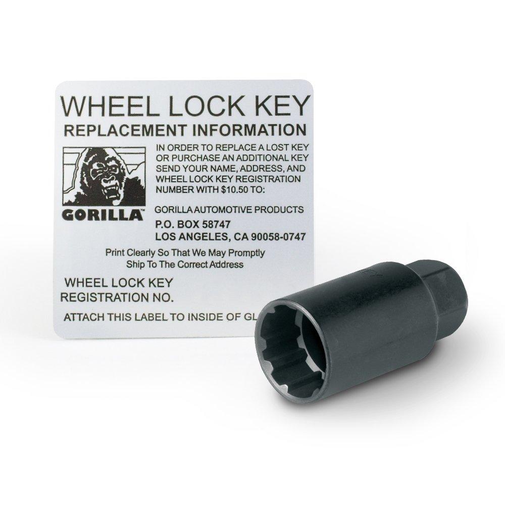 Rubicon4wheeler Gorilla Wheel Locks