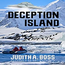 Deception Island Audiobook by Judith A Boss Narrated by Ted Warren
