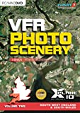 VFR Photo Scenery for X-Plane 10 Volume 2 (PC/Mac DVD)