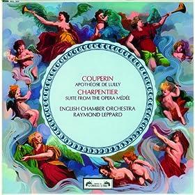 F. Couperin: L'Apoth�ose de Lully - Nos. 1-4