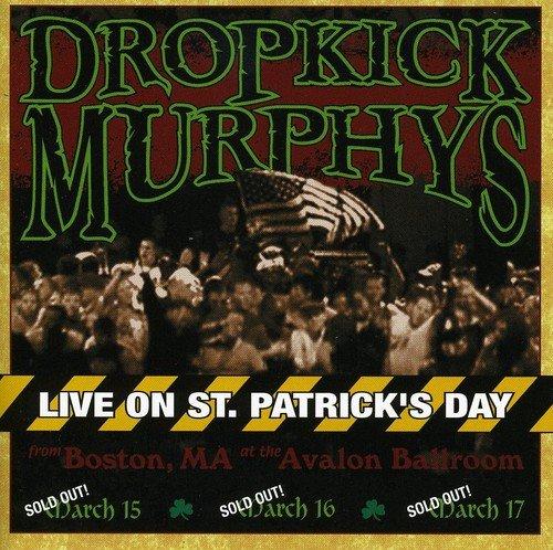 CD : Dropkick Murphys - Live on St. Patricks Day (United Kingdom - Import)