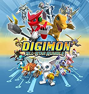 Digimon All-Star Rumble from Bandai