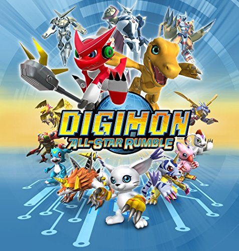 Digimon-All-Star-Rumble