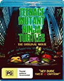 Teenage Mutant Ninja Turtles: The Original Movie Blu-Ray