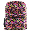 "The Muppets 16"" Backpack Faces Kermit Ms Piggy Animal"