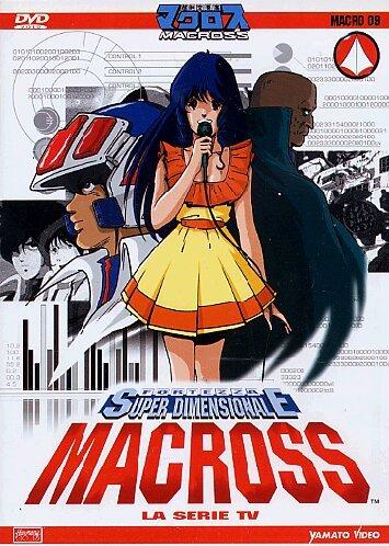 Macross #09 (Eps 33-36) [Italia] [DVD]