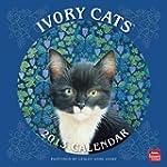 Ivory Cats Calendar