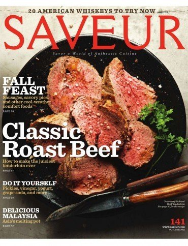 SAVEUR OCTOBER 2011 (How Do I Make Ch compare prices)