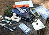 ESEE Mini Survival Kit In Tin