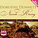 Niccolo Rising Audiobook by Dorothy Dunnett Narrated by Gordon Griffin
