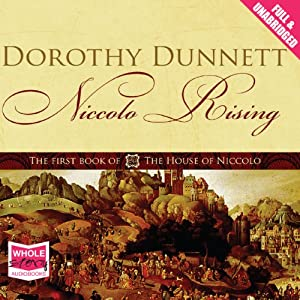 Niccolo Rising Audiobook