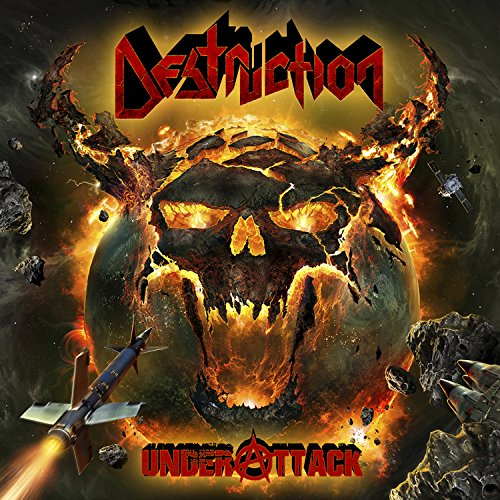 Destruction - Under Attack - Deluxe Edition - CD - FLAC - 2016 - FORSAKEN Download