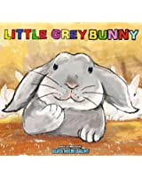 Children's Picture Book : Little Grey Bunny: Bedtime Stories Kids Books (English Edition)