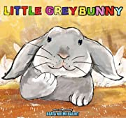 Little Grey Bunny: Children's Picture Book (Bedtime stories for children)