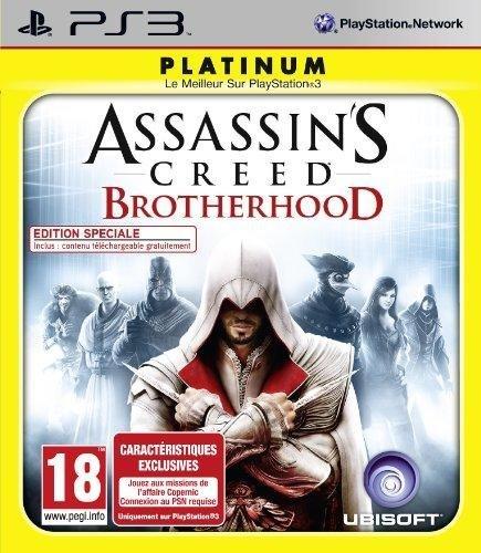 Assassin's Creed : Brotherhood Platinum