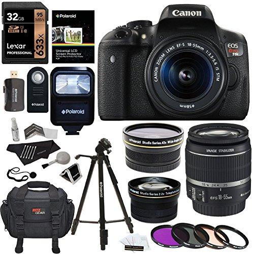 ritz-camera-canon-eos-rebel-t6i-242-mp-slr-camera-bundle-with-accessory-19-items