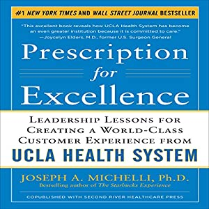 Prescription for Excellence Audiobook