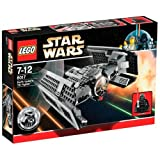 61uoYnqE4sL. SL160  LEGO Star Wars Darth Vaders TIE Fighter (8017)