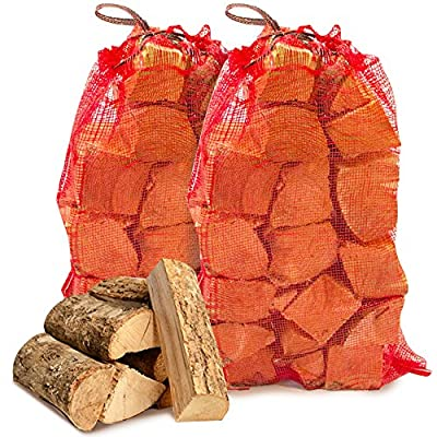 20 Kg Of The Chemical Hut Quality Seasoned Dried Softwood Wooden Logs For Firewood Open Fire Stoves from The Chemical Hut