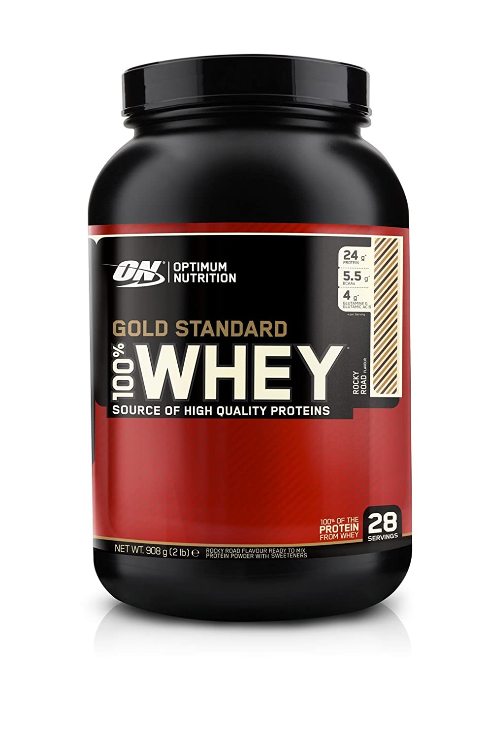 ON Whey Gold Standard - 2 lb Rocky Road