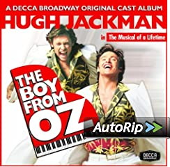 The Boy from Oz (2003 Original Broadway Cast)