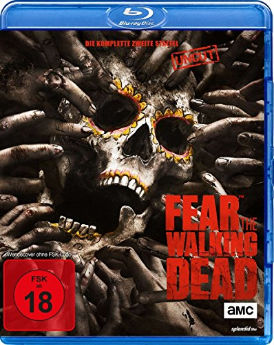 Fear the Walking Dead - Die komplette zweite Staffel - Uncut [Blu-ray]