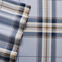 Home Classics Queen Size Heavyweight 5 oz Flannel Sheet Set