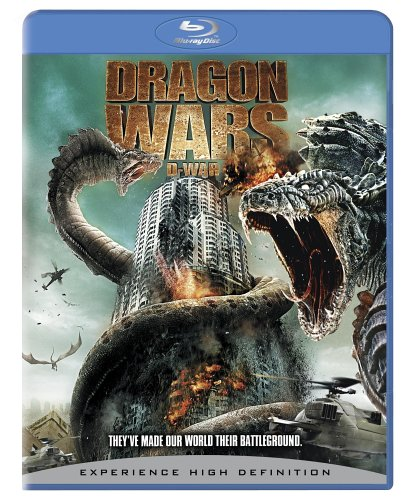 Cover art for  Dragon Wars - D-War [Blu-ray]