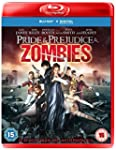 Pride & Prejudice & Zombies [Blu-ray]...