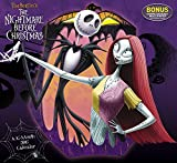 Disney the Nightmare Before Christmas Wall Calendar (2015)