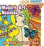 Modern Art Nouveau: An Artist's Color...