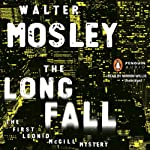 The Long Fall (       UNABRIDGED) by Walter Mosley Narrated by Mirron Willis