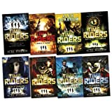 Alex Scarrow TimeRiders Pack, 8 books, RRP £55.92 (Time Riders; Gates Of Rome; Mayan Prophecy; City of Shadows; The Doomsday Code; The Pirate Kings; Day Of The Predator; The Eternal War).