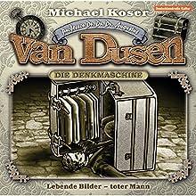 Lebende Bilder - toter Mann (Professor van Dusen 10) Hörspiel von Michael Koser Gesprochen von: W. Friedrich