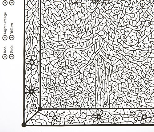 Color counts celebrations game 736970562056 for Color counts coloring pages