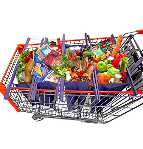 the-happy-cart-trolley-bags-xl-set-of-4-reusable-grocery-shopping-cart-bags-with-handles-largest-ins