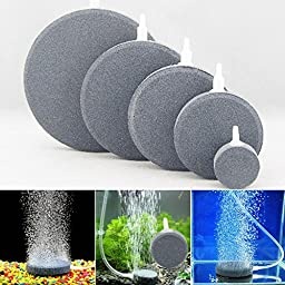 150MM Pond Pump Hydroponics Air Stone Bubble Disk Aerator for Aquarium Fish Tank