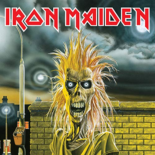 CD : Iron Maiden - Iron Maiden (CD)