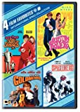 Cover art for  4 Film Favorites: International Spies Collection (Austin Powers: International Man Of Mystery / Austin Powers: The Spy Who Shagged Me / Austin Powers In Goldmember / Spies Like Us)