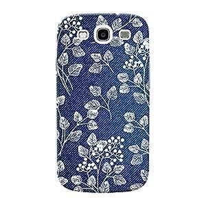 Inkif Printed Designer Case Mobile Back Cover For Samsung I9300I Galaxy S3 Neo