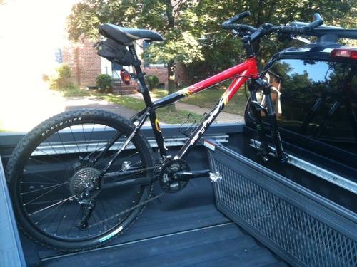 4. Bicycle: Get Cheap Locking Fork Mount Bike Hitch Pro 2 ...