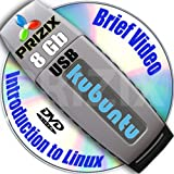Kubuntu 12.10 sur 8 GB flash USB et DVD d'installation complet 3-disques et Set de reference ensemble, 32 et 64...