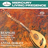 Respighi: Ancient Dances and Airs for Lute Suites 1, 2 & 3