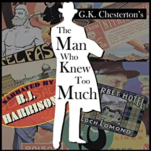 The Man Who Knew Too Much Hörbuch