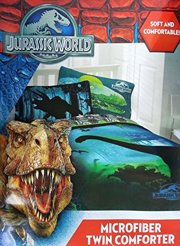 Jurassic World Twin Comforter