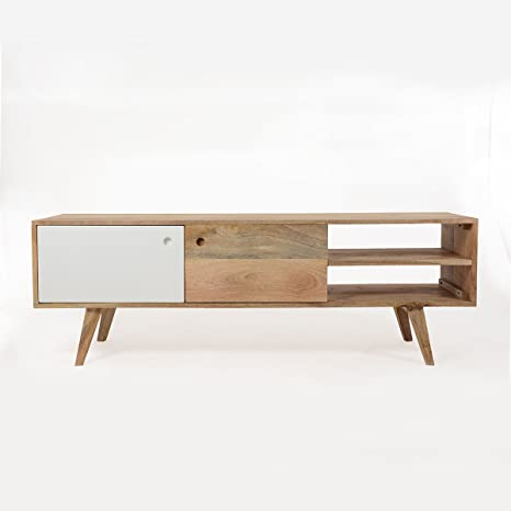 Mueble TV escandinavo madera artiq-madera