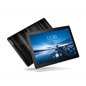 Lenovo Smart Tab P10 10.1 Android Tablet 64GB with SanDisk 256GB Ultra MicroSDXC UHS-I Memory Card with Adapter - 100MB/s, C10, U1, Full HD, A1, Micro SD Card - SDSQUAR-256G-GN6MA Bundle (Tamaño: 4GB/64GB)