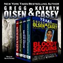 Bloody Sequins: The Infamous Drag Queen Killer: And Other Cases from the Crime Files of Notorious USA (       UNABRIDGED) by Gregg Olsen, Kathryn Casey Narrated by Kevin Pierce